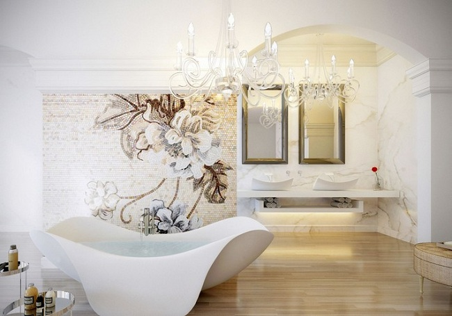 Luxury bathroom 3