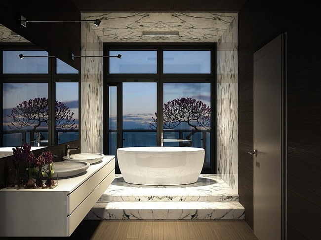 Luxury bathroom 7