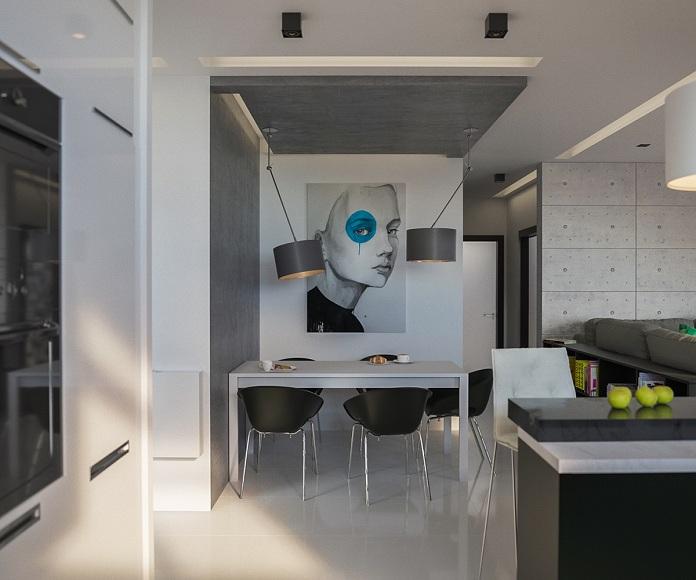 gray-modern-dining-room