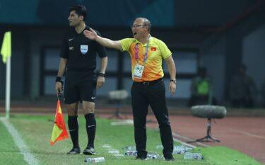 HLV Park Hang-seo được giới chuyên môn đặc biệt quan tâm trước trận Việt Nam - Hàn Quốc. Ảnh: Đức Đồng.