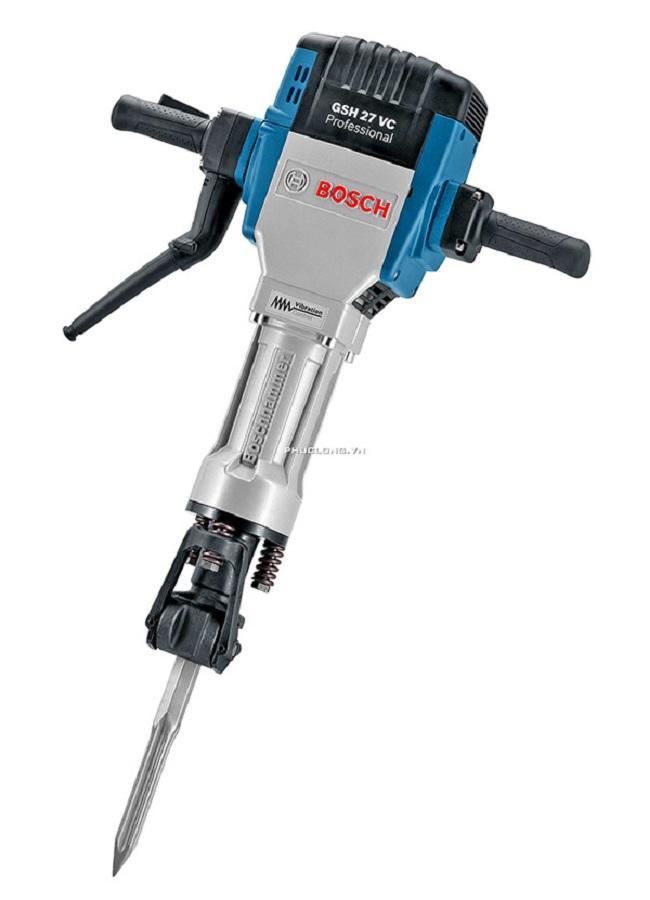 Review sản phẩm Bosch GSH 27