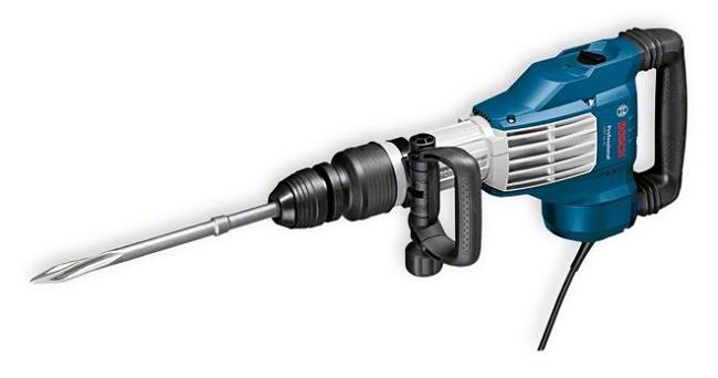 Review máy đục bê tông Bosch đắt nhất GSH 27