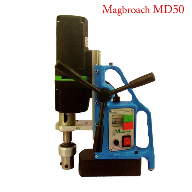 May khoan tu Magbroach MD50
